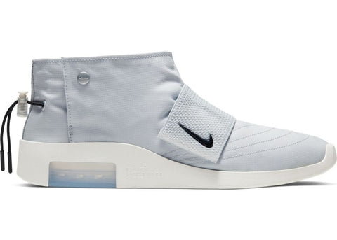 "NIKE AIR FEAR OF GOD MOCCASIN ""PURE PLATINUM"" AT8086 001 ."