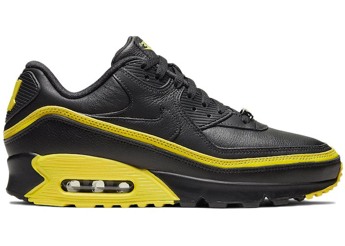 "Nike Air Max 90 ""BLACK OPTIC YELLOW"" CJ7197 001"