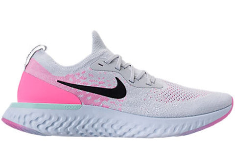 "NIKE EPIC REACT FLYKNIT ""FIRST BLUSH"" AQ0067 007"