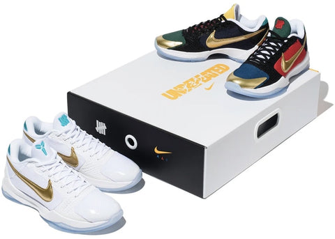 "NIKE Kobe 5 Protro X Undefeated ""WHAT IF PACK"" DB5551 900"