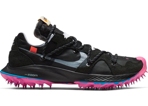 "Nike Zoom Terra Kiger 5 Off-White ""Black"" CD8179 001"