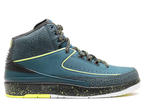 "Copy of AIR JORDAN 2 RETRO ""NIGHT SHADE"""