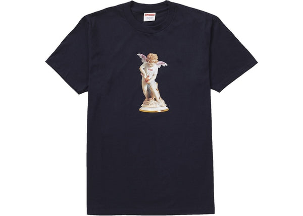 "Supreme ""Cupid Tee"" Navy"