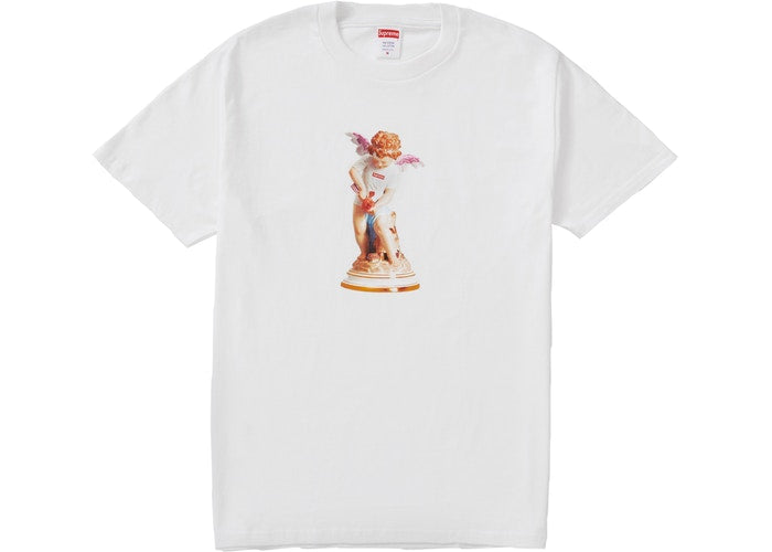 "Supreme ""Cupid Tee"" White"