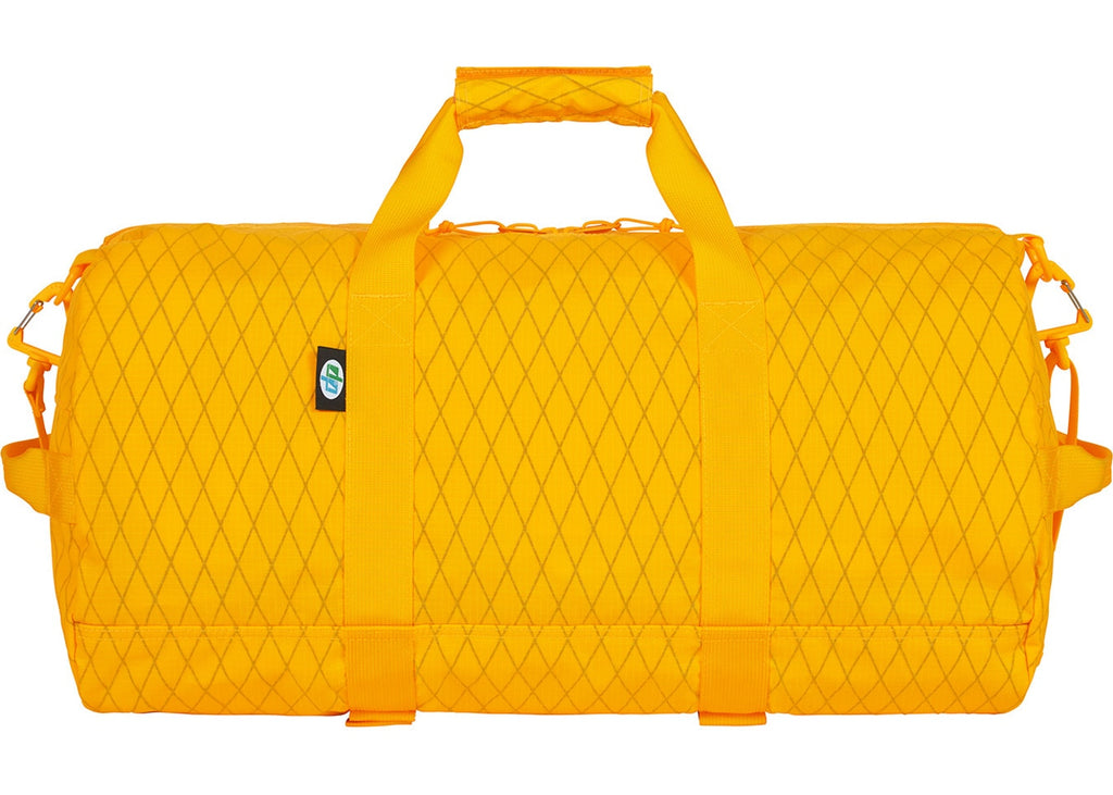 Supreme Duffle Bag (FW18) Yellow
