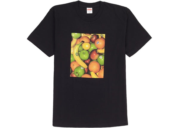 Supreme Fruit Tee Black