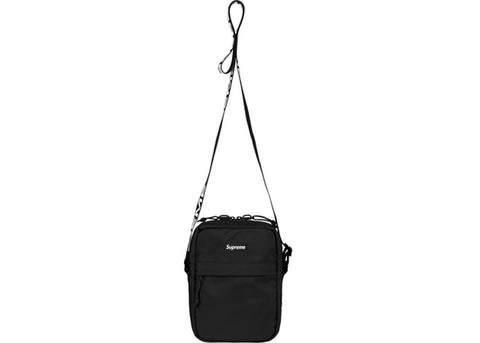 Supreme S/S 2018  Cordura Shoulder Bag Black