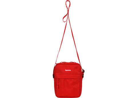 Supreme S/S 2018  Cordura Shoulder Bag Red