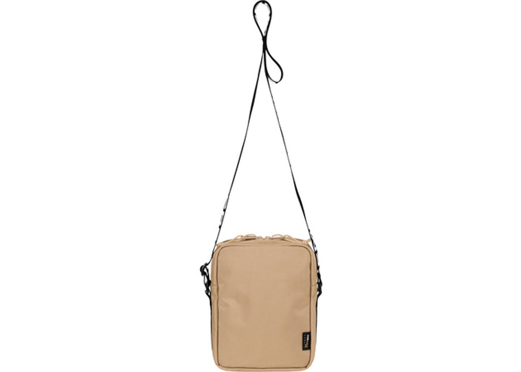 Supreme S/S 2018  Cordura Shoulder Bag Tan