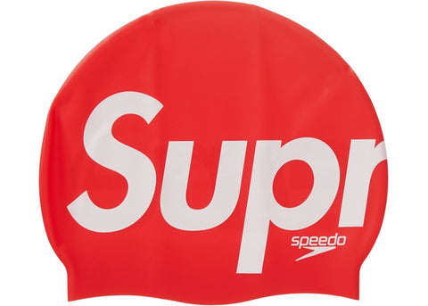 Supreme SPEEDO SWIM CAP (SS20) Red