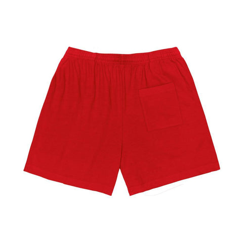 "Travis Scott x McDonald's ""All American '92 Shorts"" Red"