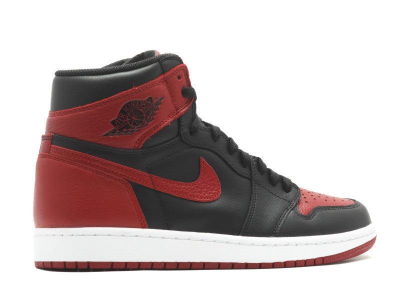 "Air Jordan 1 Retro High OG ""BRED 2016"" 555088 001"