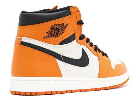 "Air Jordan 1 Retro High OG ""Shattered Backboard Away"" Pre-Owned"
