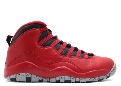 "Air Jordan 10 Retro ""Bulls Over Broadway""  705178 601"