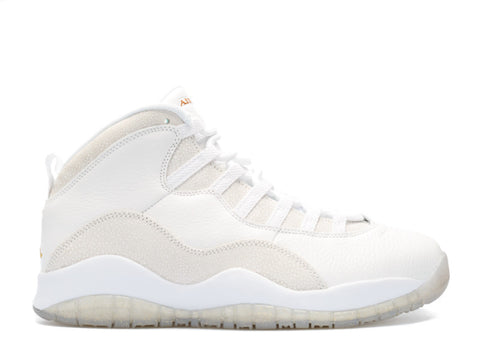 "Air Jordan 10 Retro ""OVO White"" Pre-Owned"