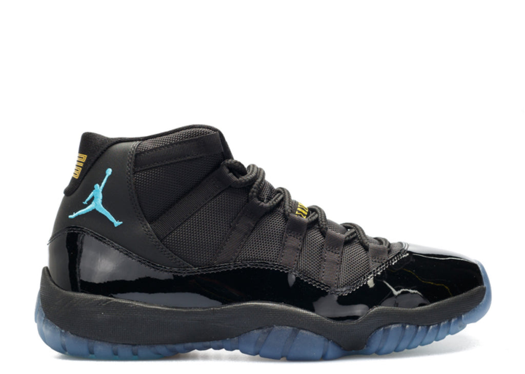 "Air Jordan 11 Retro ""Gamma Blue"" 378037 006"