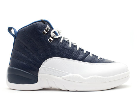 "Air Jordan 12 Retro ""OBSIDIAN 2012""  130690 410"