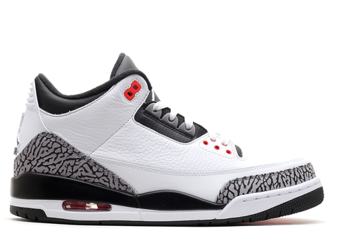 "Air Jordan 3 Retro ""Infrared 23"" 136064 123"