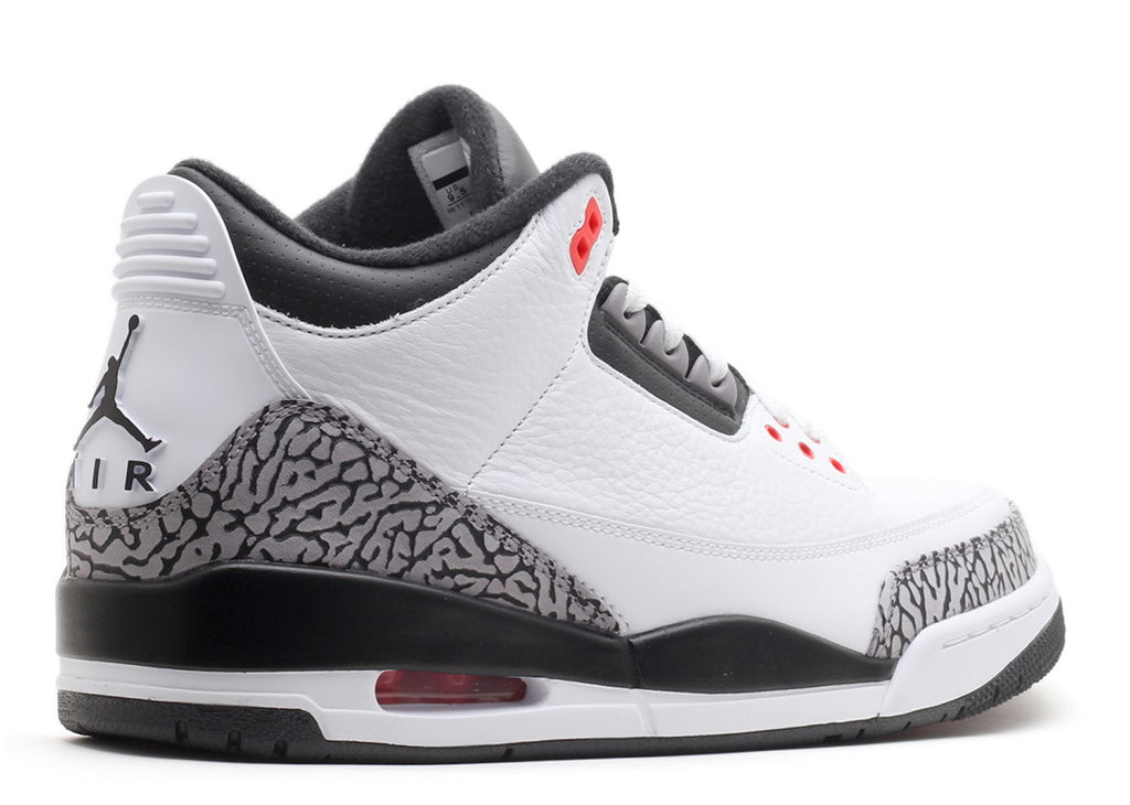 "Air Jordan 3 Retro ""Infrared 23"" 136064 123 ."