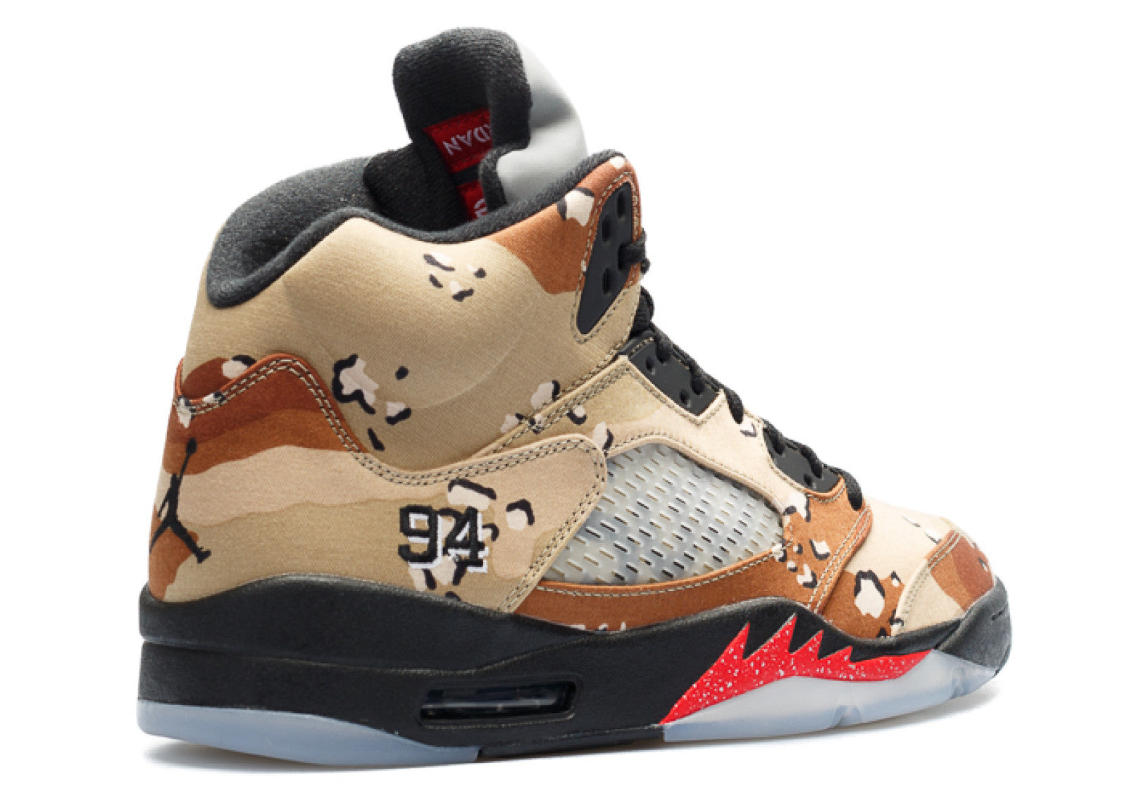 check out 6a6ed a8b9a AIR JORDAN 5 RETRO SUPREME