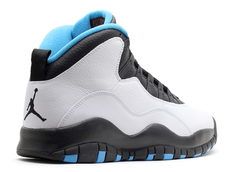 "Air Jordan 10 ""Powder Blue 2014'' 310805 106"