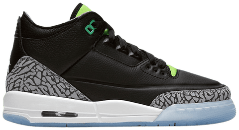 "AIR JORDAN 3 RETRO GS ""ELECTRIC GREEN"" DA2304 003"