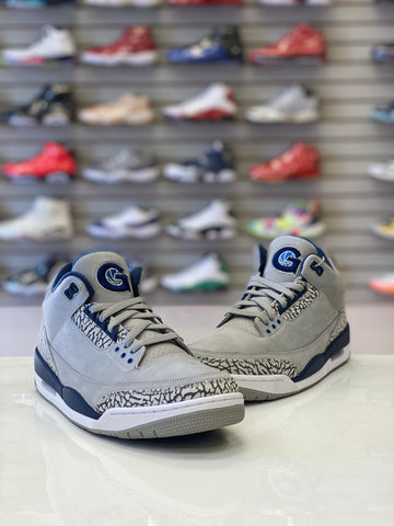 "Air Jordan 3 Retro ""GEORGE TOWN SAMPLE"""