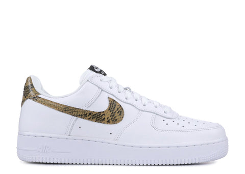 "Nike Air Force 1 Low ""IVORY SNAKE"" AO1635 100"