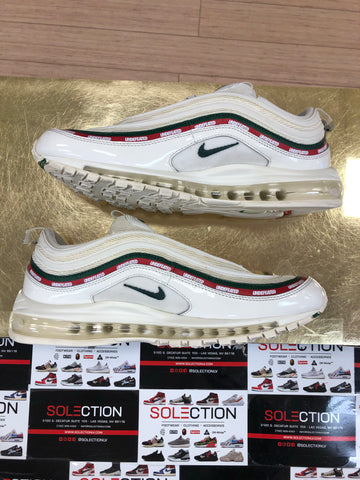 Undefeated x Nike Air Max 97 White Pre-Owned