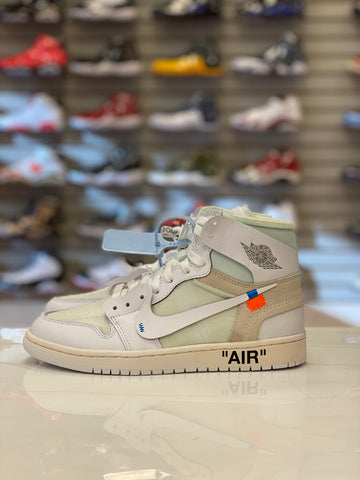 "Air Jordan 1 Retro HIGH OG ""OFF WHITE"" SAMPLE"