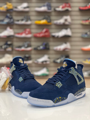 "Air Jordan 4 Retro ""Marquette PE Sample"""