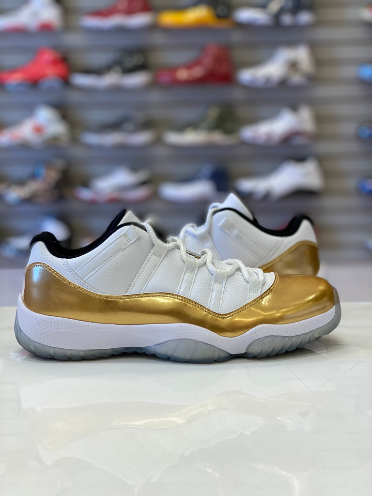 "PRE OWNED Air Jordan 11 Low Retro ""CLOSING CEREMONY"""