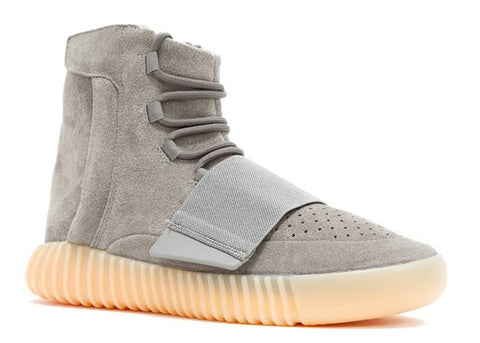 "Pre-Owned Adidas Yeezy Boost 750 ""Grey Glow"" BB1840"