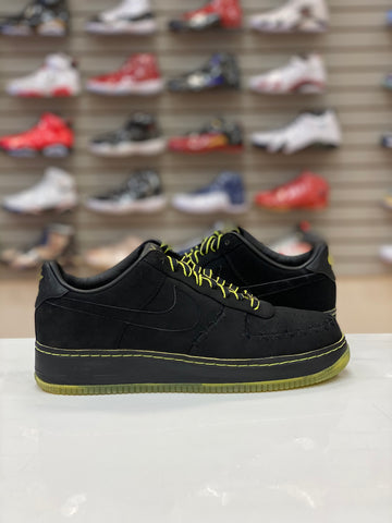 "PRE OWNED Nike Air Force 1 Low X Kaws ""1 WORLD"""