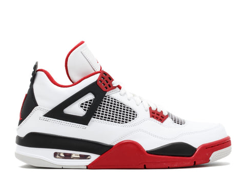 "AIR JORDAN 4 RETRO ""FIRE RED 2012"" 308497 110"