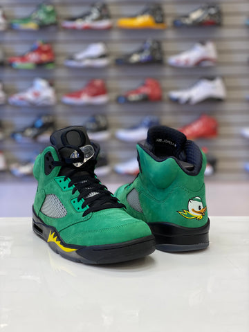 "Air Jordan 5 Retro ""Oregon PE Sample"""
