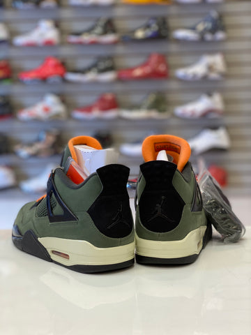 "Air Jordan 4 Retro ""UNDEFEATED 2018"""