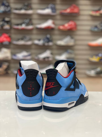 "Air Jordan 4 Retro ""TRAVIS SCOTT FRIENDS AND FAMILY"" SAMPLE"