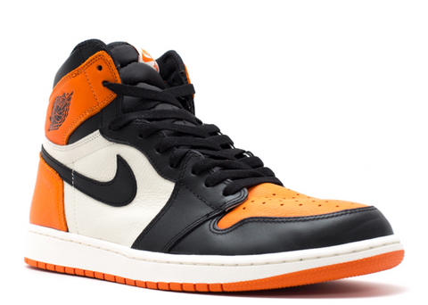 "Air Jordan 1 Retro High OG ""Shattered Backboard"" Pre-Owned"