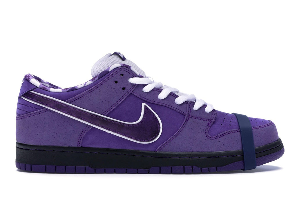 "Nike SB Dunk Low Concepts ""Purple Lobster"" BV1310 555"