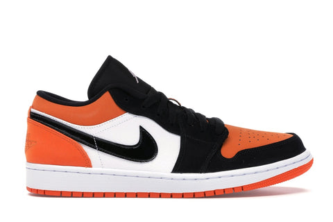 "Air Jordan 1 LOW ""SHATTERED BACKBOARD"" 553558 128"