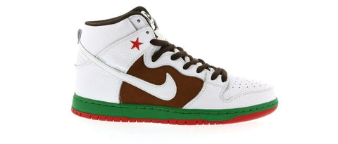 "PRE OWNED NIKE DUNK HIGH SB ""HIGH CALI"""