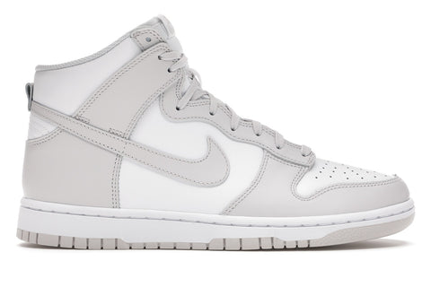 "NIKE DUNK HI RETRO ""WHITE VAST GREY 2021"" DC1399 100"