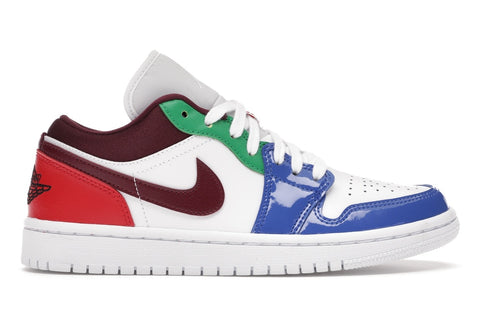 "Air Jordan 1 LOW W ""MULTI-COLOR"" DB5455 100"