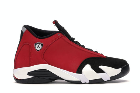 "Air Jordan 14 ""GYM RED TORO"" 487471 006"
