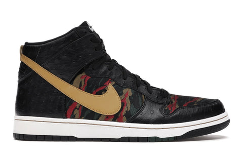 "NIKE DUNK HIGH CMFT ""TIGER CAMO"" 716714 002"
