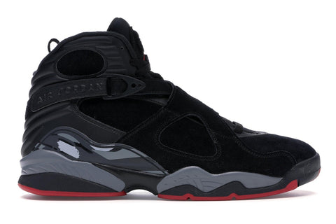 "Air Jordan 8 Retro ""BLACK CEMENT"" 305381 022"