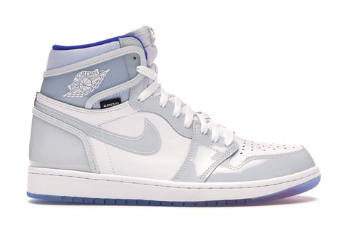 "AIR JORDAN 1 HIGH ZOOM ""WHITE RACER BLUE"" CK6637 104"