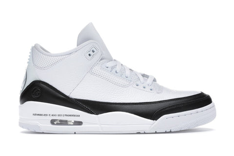 "Air Jordan 3 Retro ""FRAGMENT"" DA3595 100"