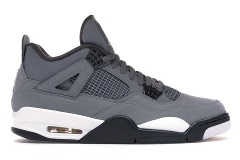 "AIR JORDAN 4 RETRO ""COOL GREY 2019"" 308497 007"
